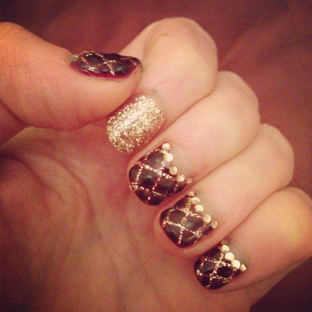 14 best nail art images on Pinterest | Nail scissors, Nail design ...
