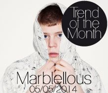 the #New #Trend is online! #Marblellous