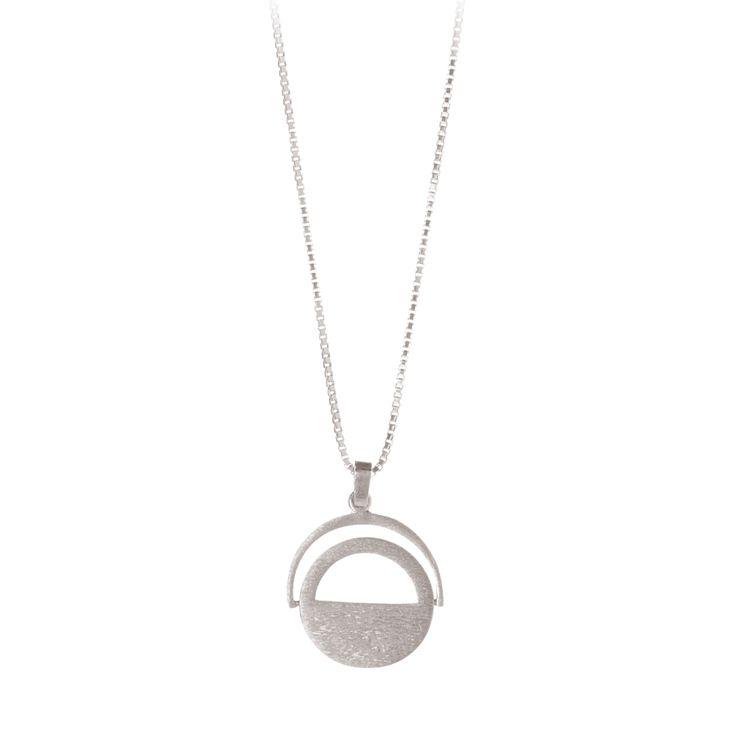 Pernille Corydon, Make a Wish Halskæde, 40/48 cm, Sølv