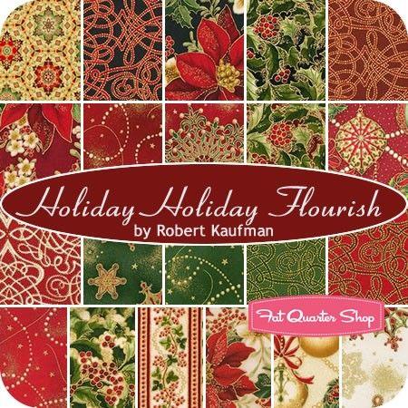127 best Holiday Flourish 8 by Robert Kaufman images on Pinterest ...