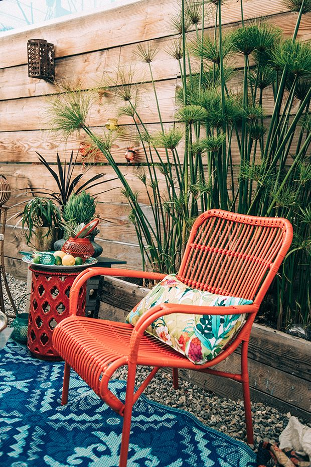 How to create a relaxing patio!