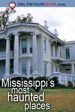 Travel | Mississippi | Attractions | USA | Creepy | Urban Exploring | Ghost Stories | Scary | Real Haunted Places | Haunted US | Ghost Hunters | Paranormal Activity | Haunted Mississippi | Paranormal Activity | Creepy | Haunted Tavern | Things To Do | Haunted House | Haunted Bridge | Scary Drive