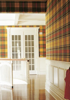 155 best images about Plaid decor on Pinterest