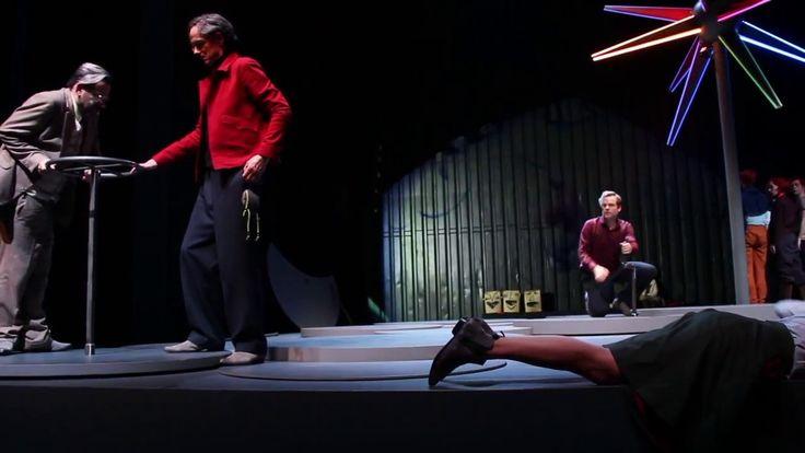 Hose Fahrrad Frau  von Stefan Wipplinger Deutsche Erstaufführung Premiere am 18. November 2016 im Kleinen Haus  From: StaatstheaterBS  #Theaterkompass #TV #Video #Vorschau #Trailer #Theater #Theatre #Schauspiel #Clips #Trailershow