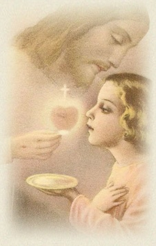 """""""In the Sacrament of My Love Never miss an opportunity to greet Me, to adore Me, to remain with Me, even if only for a moment, in the Sacrament of My Love. In eternity you will see the inestimable value of every moment spent in My Eucharistic presence."""""""