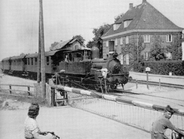Ballerup (station) 1944
