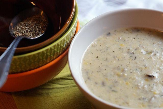 Srebrna zupa