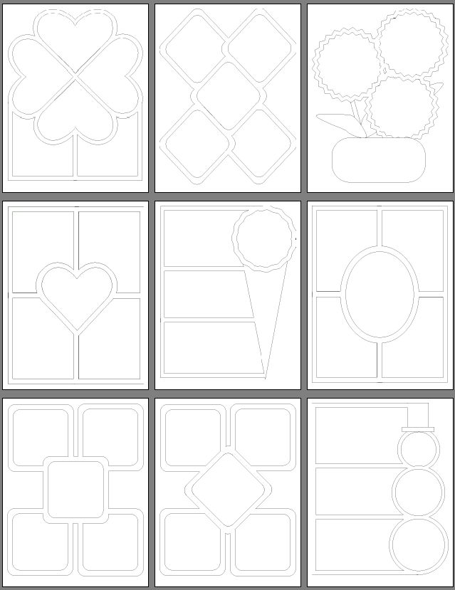 50 best Cards puzzle pieces images on Pinterest Puzzle pieces - puzzle piece template