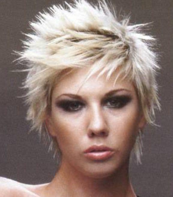 Short Punk Rock Hairstyles For Girls Short Punk Hair Styles With A Boyish  Look Short Punk Rock Hairstyles For Girls Short Punk Rock Hairstyl.