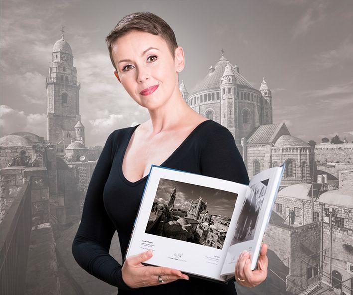 JerusaLens exhibition catalog - The Word Photographs Jerusalem International Photography Challenge #JerusaLens #KaskaSikora #exhibition #Sikora #catalog #KatarzynaSikora #Jerusalem #Photography #AmmunitionHill #wystawa