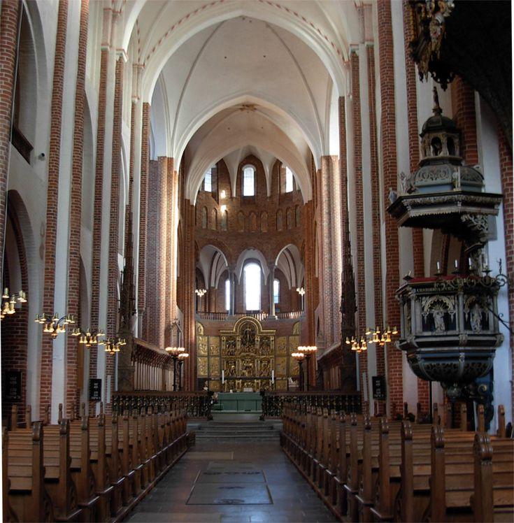 Roskilde Cathedral, Roskilde Denmark
