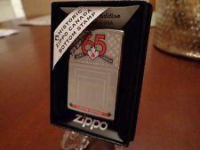 ZIPPO CANADA 65TH ANNIVERSARY ZIPPO LIGHTER LIMITED EDITION LOT OF 5