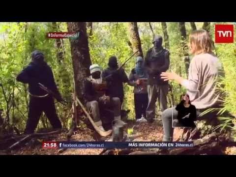 21st Century: Chile's Largest Indigenous Language, Mapuche Faces Extinction - YouTube