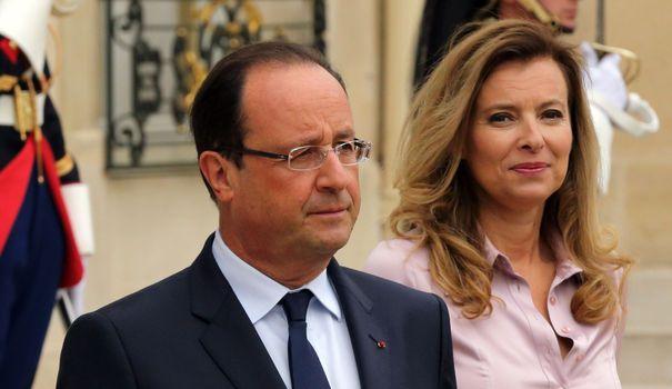 """Hollande-Gayet: Valérie Trierweiler souhaite s'en sortir """"le plus dignement possible"""" - L'Express"""