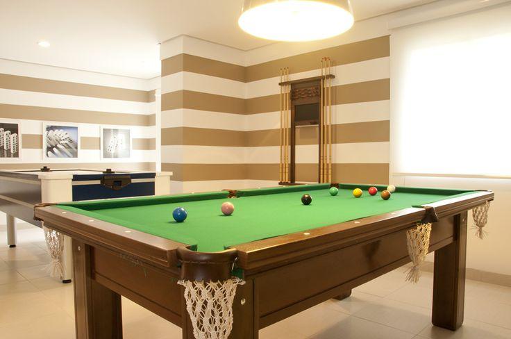 Salão de Jogos - Empreendimento Pronto http://planoeplano.com.br/imovel/fatto-quality-vila-augusta