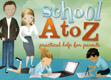 The free School A to Z app contains the following features for parents and children: English A to Z, Maths A to Z, Technology A to Z, Spelling Bee, Maths Monkey Times Tables, and Assignment Starters.