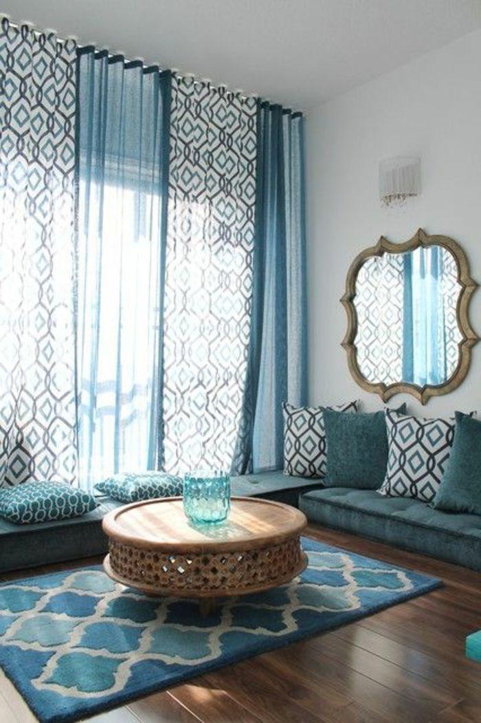 ▷ 130 + Ideen für orientalische Deko – Luxus pur in Ihrer Wohnung