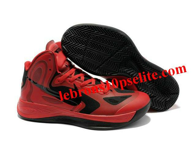 Nike Zoom Hyperfuse 2012 Jeremy Lin Shoes Red/Black