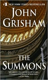 The first John Grisham book I read...and also my favorite!