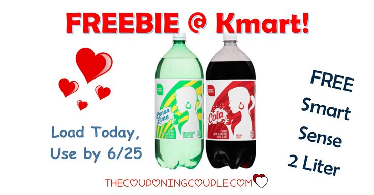 It's the KMART FRIDAY FIX! Get an ecoupon for FREE Smart Sense Cola or Lemon Lime 2L! Get the ecoupon now!  Click the link below to get all of the details ► http://www.thecouponingcouple.com/kmart-friday-fix/ #Coupons #Couponing #CouponCommunity  Visit us at http://www.thecouponingcouple.com for more great posts!
