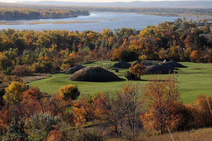 Tram in North Dakota alla scoperta dei parchi statali e siti storici