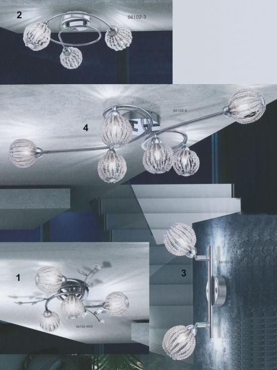 Svietidlá.com - Globo - Degray 2 - Moderné svietidlá - svetlá, osvetlenie, lampy, žiarovky, lustre, LED