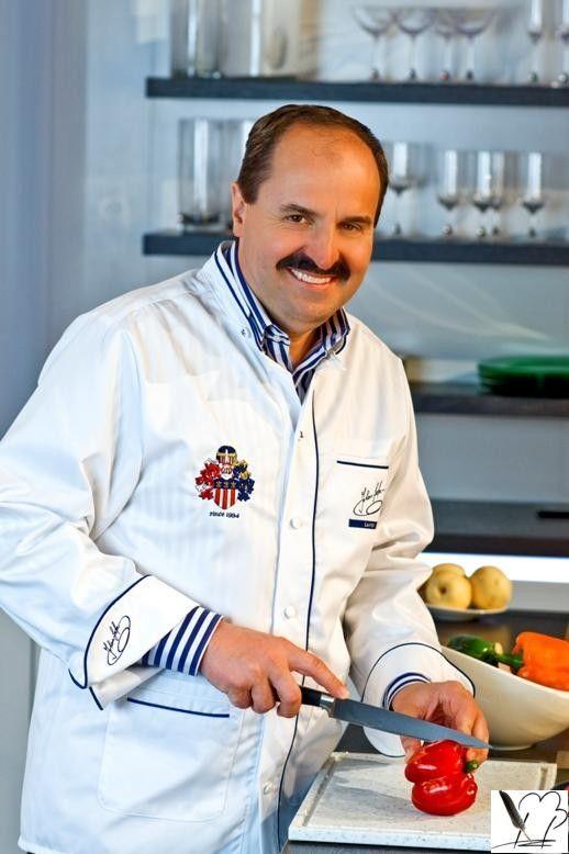 Famous German Chefs // Johann Lafer