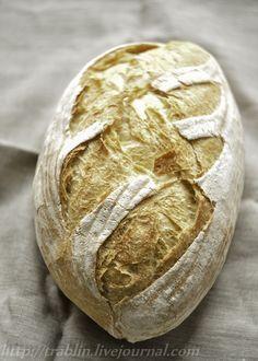 Кукурузный хлеб на закваске - Записки кулинарного озорника