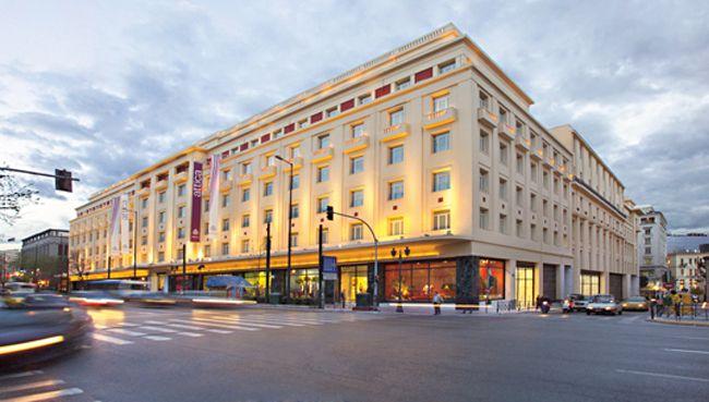 Premium store Attica is located just off Syntagma square (Picture via Website)