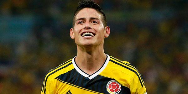 James Rodriquez Uruguay'ı ısırdı. #Kolombiya #Uruguay #James #Rodriguez
