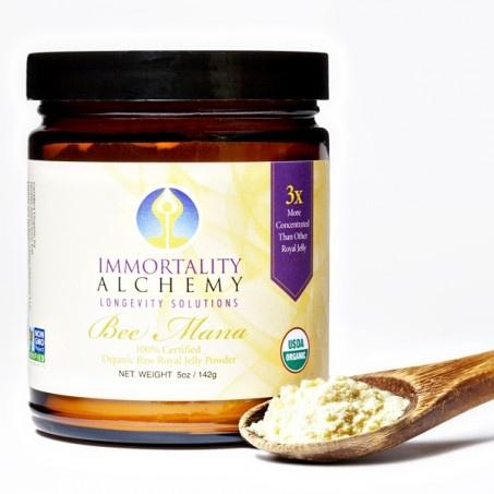 Immortality Alchemy Bee Mana