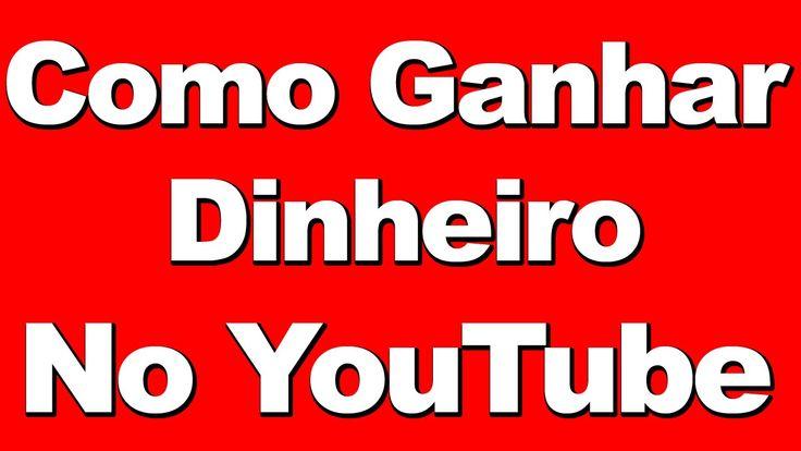 Como Ganhar Dinheiro no Youtube | Negócios e Oportunidades | Gilberto Silva