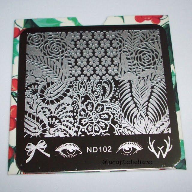 Nicole Diary Placas para Estampar http://lacajitadediana14.blogspot.com.co/2016/06/nicole-diary-placas-de-estampacion.html