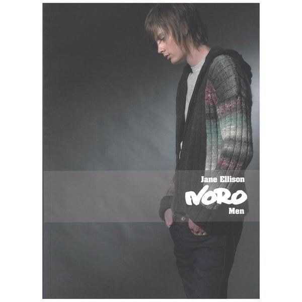 NORO MEN - 17 knitting designs for men - by Jane Ellison – TUPPY'S AUSSIE FABRICS