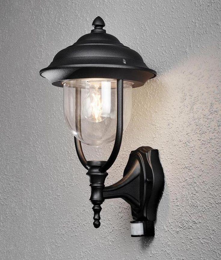 Barn Light With Pir Sensor: 9 Best Outside Lamp Images On Pinterest