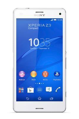 Sony Xperia Z3 Compact http://ikwildagaanbiedingen.nl/
