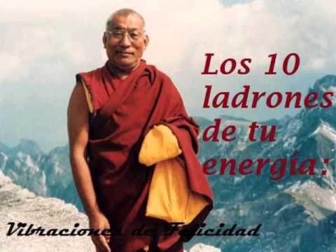 LOS 10 LADRONES DE TU ENERGÍA - YouTube