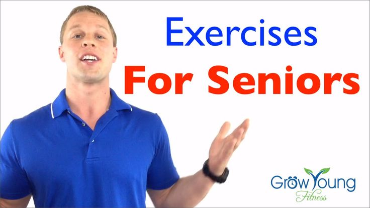 Exercises for Seniors - Stretching Exercises for Seniors - Exercises for...