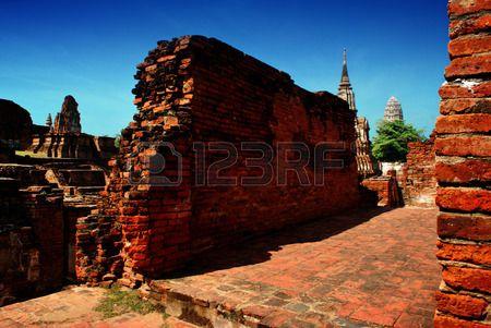 Ayuttaya archaeological site 2