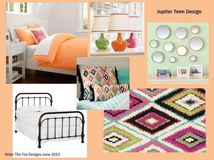 Jupiter Girly Teen Room Design All Products Pb Teen