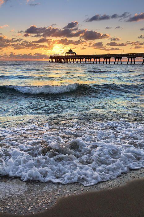 Dawn, Deerfield Beach, South Florida
