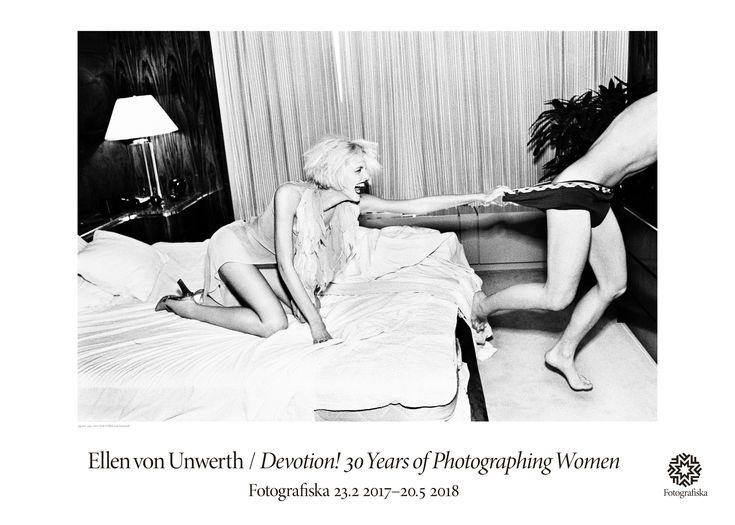 Ellen Von Unwerth, Again? | Fotografiska