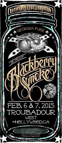GigPosters.com - Blackberry Smoke