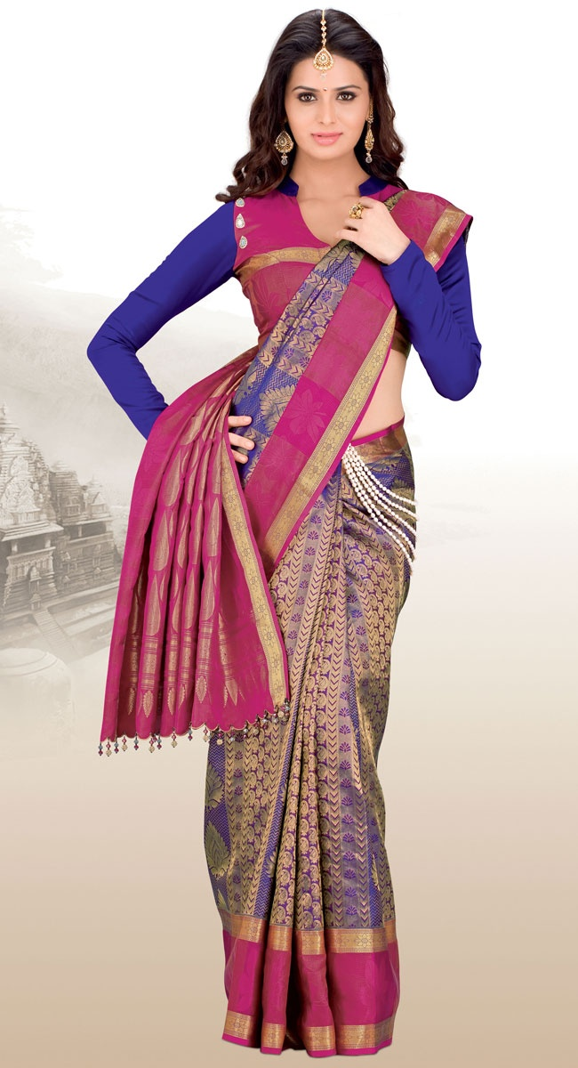 Sandhya Samudrika Pattu http://www.harinisilks.com/sandhya-samudrika-pattu.html