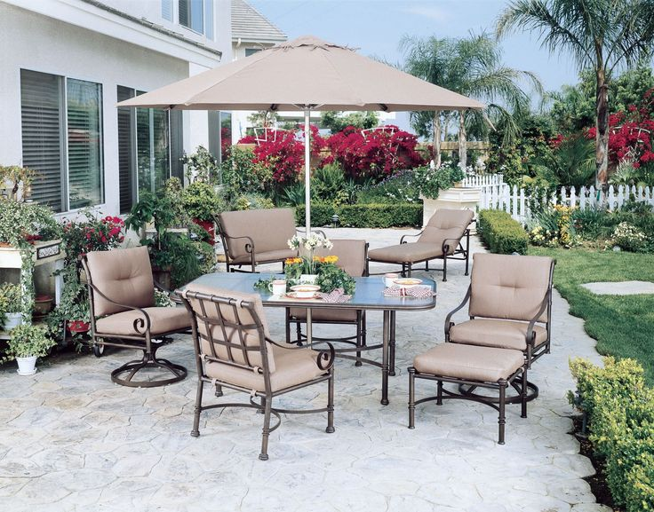 10 Best Mallin Images On Pinterest Patio Sets Backyard