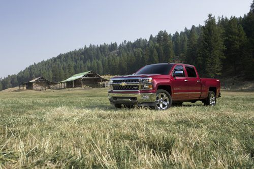 This is the 2014 Chevrolet Silverado 1500 LTZ picture, a cool car picture for cool wallpaper lovers. Silverado 1500 is The most dependable, longest-lasting full-size pickups on the road. Chevrolet Silverado 1500 LTZ is completed with many advanced technology and up to date features. At the outdoor, there are Chrome door handles, mirror caps, door moldings and beltline moldings. This car also featured with Chrome grille with chrome surround and chrome mesh. For the wheels, there are 18-inch…