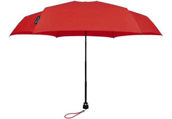 Davek Mini Umbrella - Deep Red