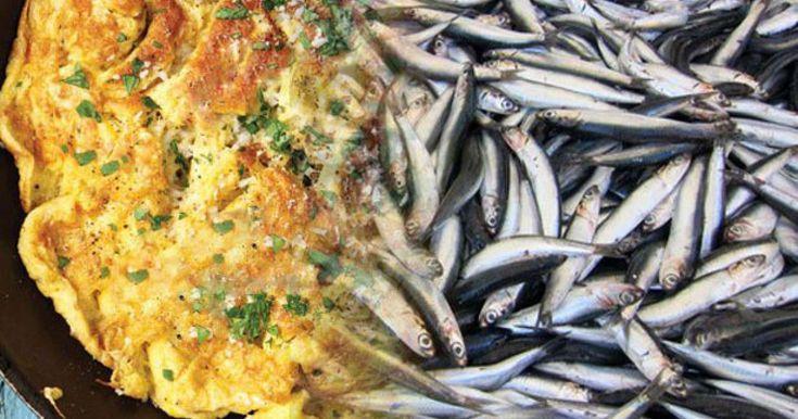 Το χαψί (ο γαύρος) είναι ένα μικρό ψάρι που υπήρχε σε αφθονία στον Εύξεινο Πόντο και αποτελούσε αγαπημένη τροφή των Ποντίων.