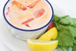 Traditional Maine Lobster Stew Recipe from the Maine Import Export Lobster Dealers' Association