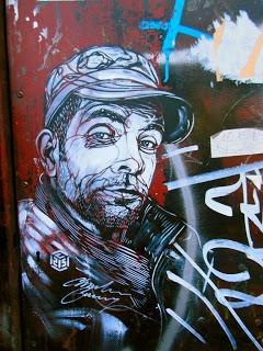 C215 in London New 2013 Stencil Graffiti - StreetArt101